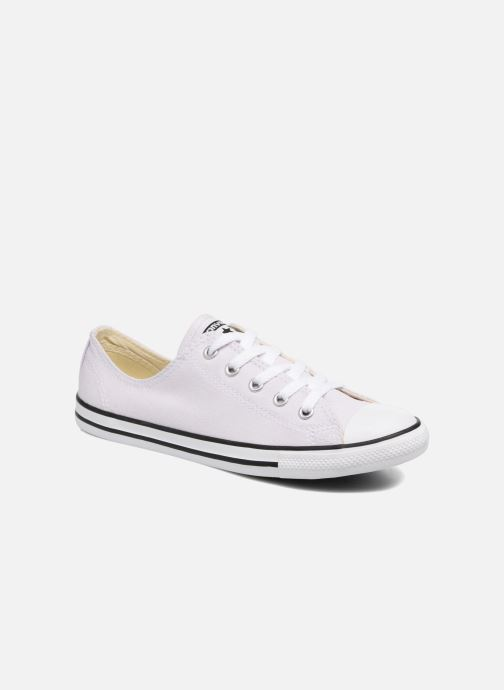 Trainers Converse All Star Dainty Canvas Ox W Purple detailed view  Pair  view bc0bf2913