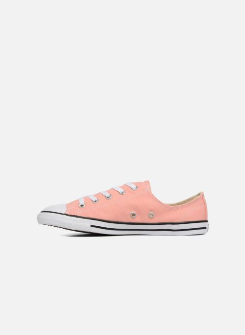 Sneakers Converse All Star Dainty Canvas Ox W Roze voorkant