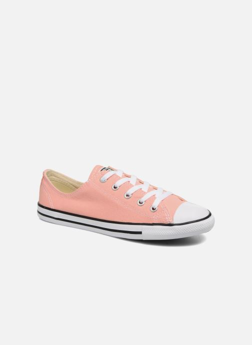 Sneakers Converse All Star Dainty Canvas Ox W Roze detail