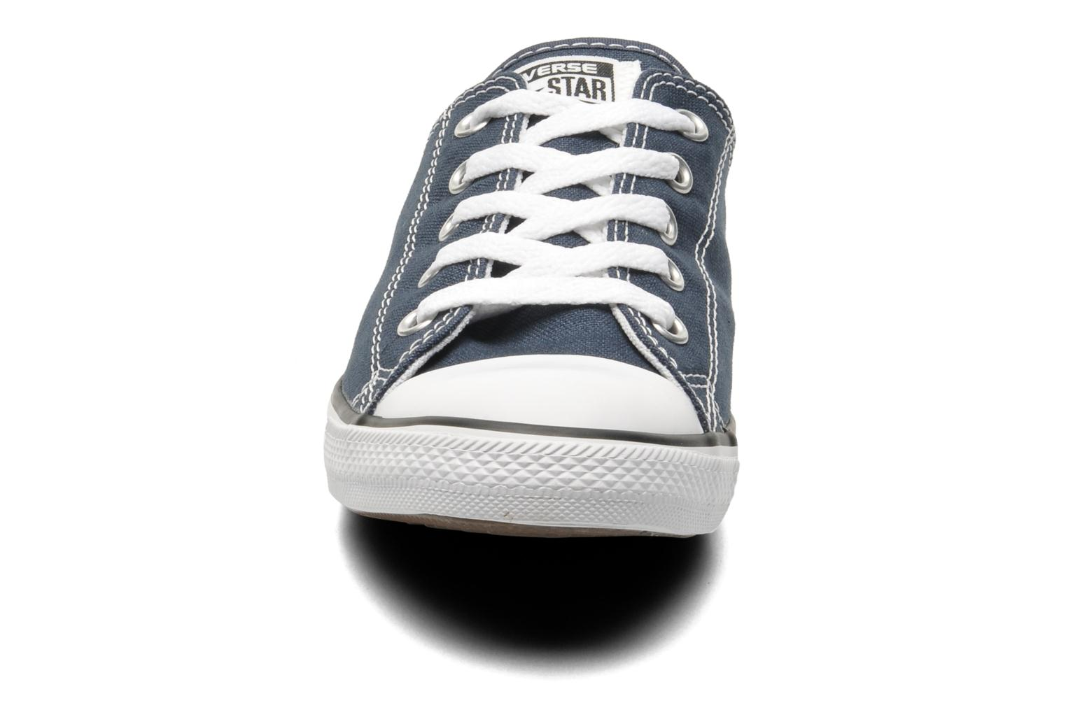 Sneakers Converse All Star Dainty Canvas Ox W Blauw model