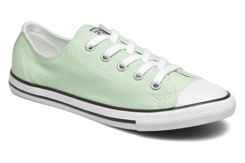Sneaker Converse All Star Dainty Canvas Ox W grün detaillierte ansicht/modell