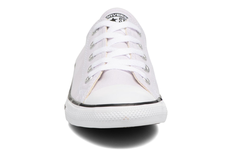 Sneaker Converse All Star Dainty Canvas Ox W lila schuhe getragen