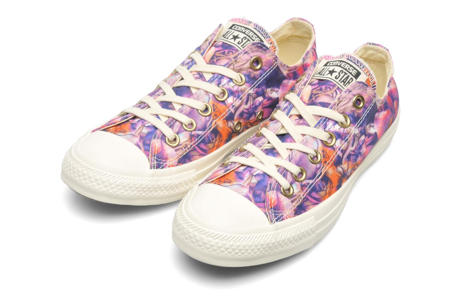 Sneakers Converse Chuck Taylor All Star Floral Print Ox W Multicolor 3/4'