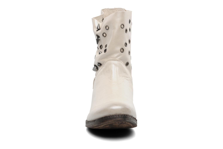 Stiefeletten & Boots Khrio Gaba beige schuhe getragen