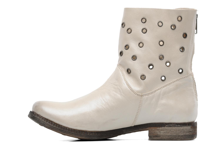 Stiefeletten & Boots Khrio Gaba beige ansicht von vorne
