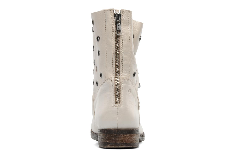 Stiefeletten & Boots Khrio Gaba beige ansicht von rechts