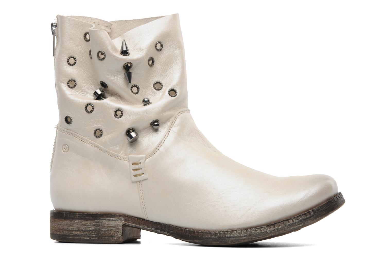 Stiefeletten & Boots Khrio Gaba beige ansicht von hinten