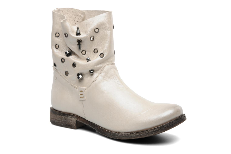Stiefeletten & Boots Khrio Gaba beige detaillierte ansicht/modell