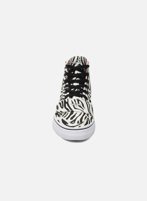 Baskets Creative Recreation W Cesario XVI Blanc vue portées chaussures