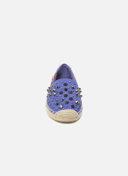 Scarpe di corda Sam Edelman Linsley Azzurro modello indossato