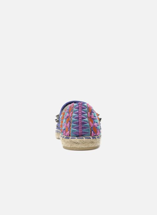Espadrilles Sam Edelman Linsley Blue view from the right