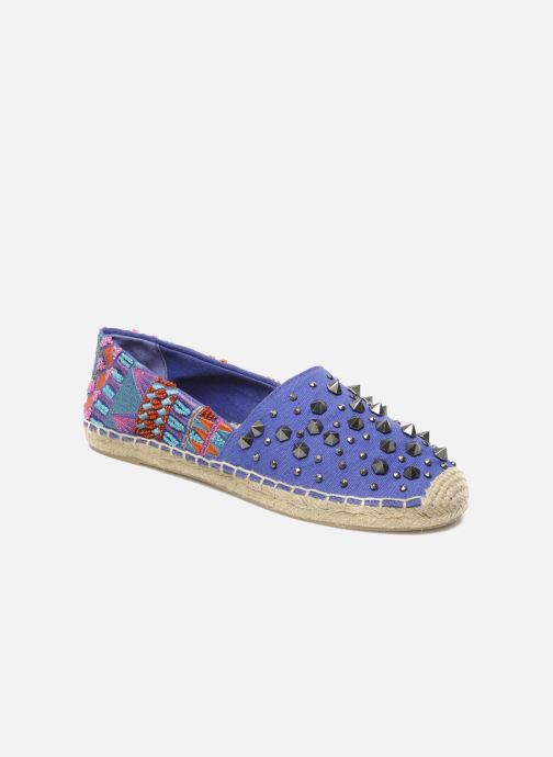 Espadrilles Sam Edelman Linsley Blue detailed view/ Pair view