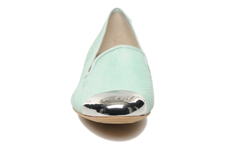 Mocassins Sam Edelman Aster Vert vue portées chaussures