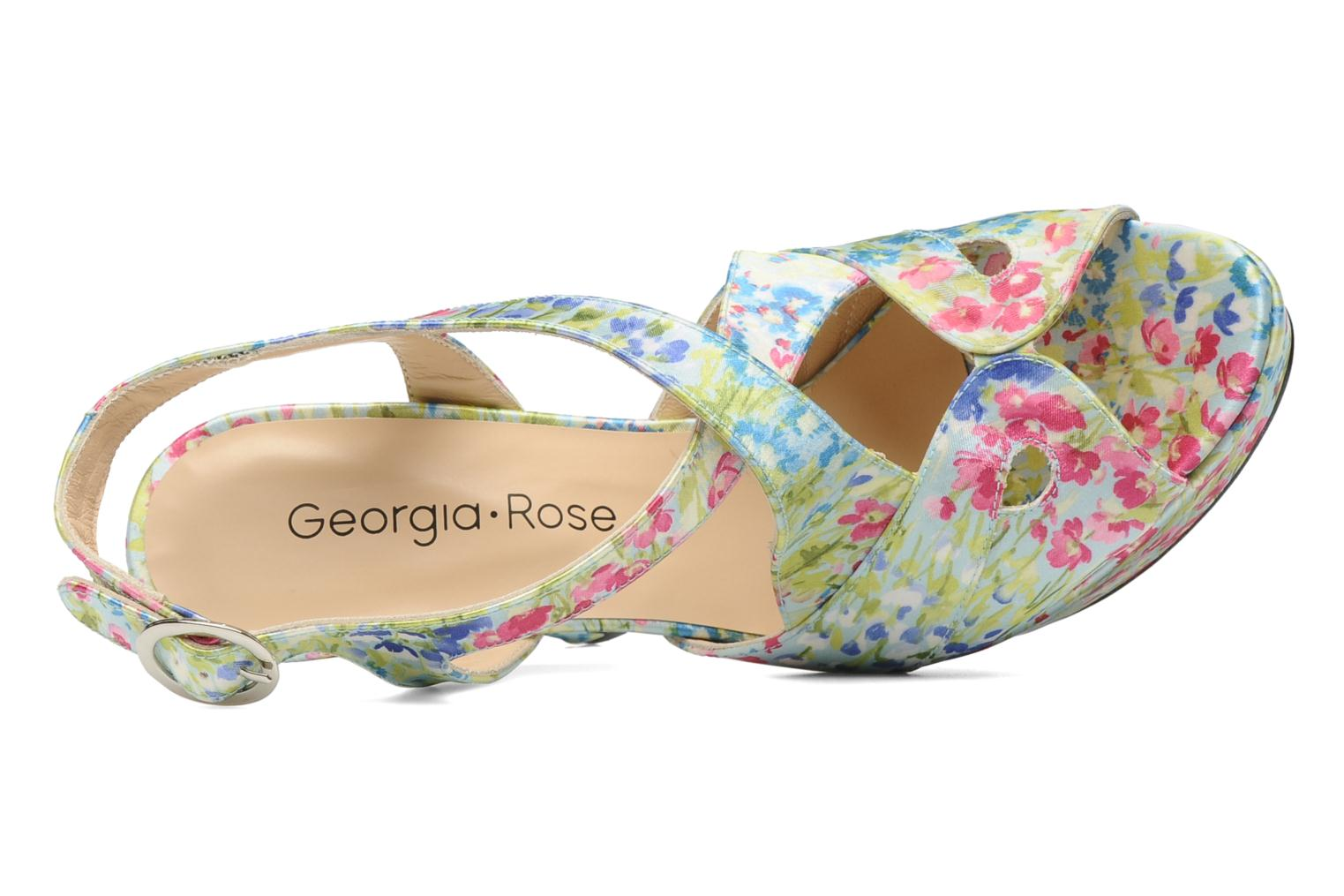 Sandals Georgia Rose Christie Multicolor view from the left