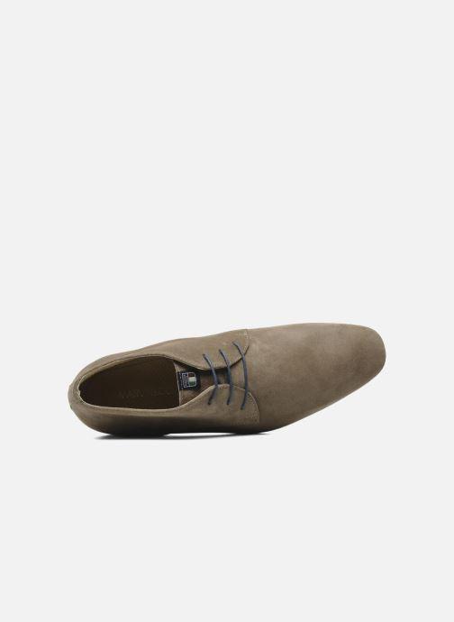 Chaussures à lacets Marvin&Co Nathanael Beige vue gauche