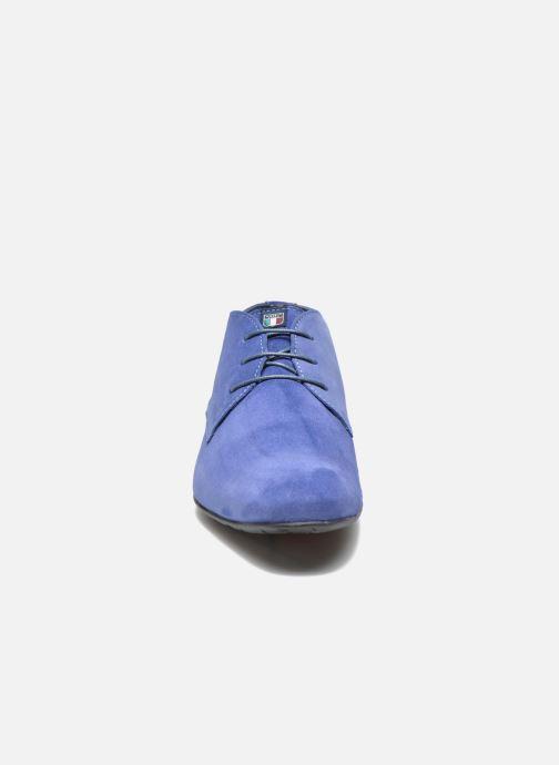 Chaussures à lacets Marvin&Co Nathanael Bleu vue portées chaussures