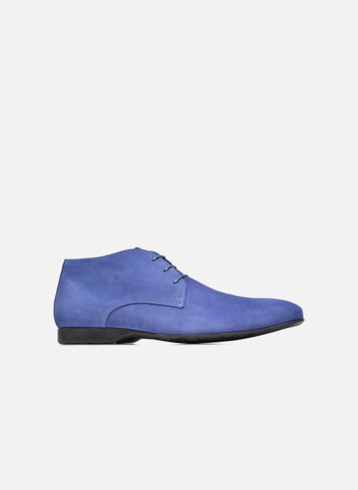 Chaussures à lacets Marvin&Co Nathanael Bleu vue derrière