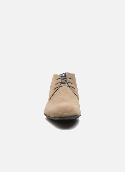 Lace-up shoes Marvin&co Nathanael Beige model view