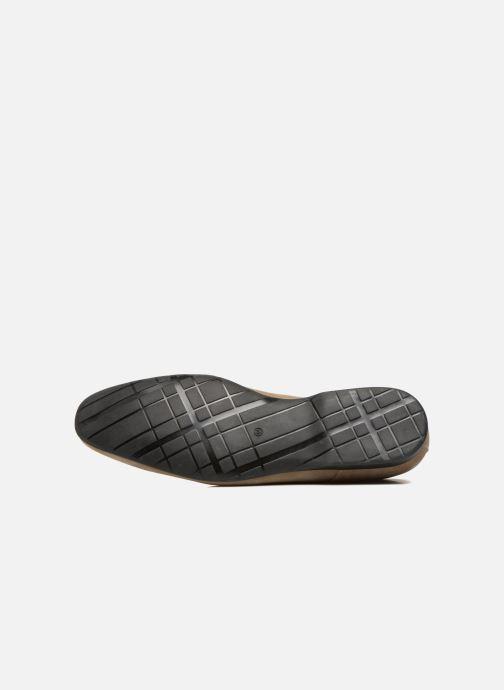 Chaussures à lacets Marvin&Co Nathanael Beige vue haut