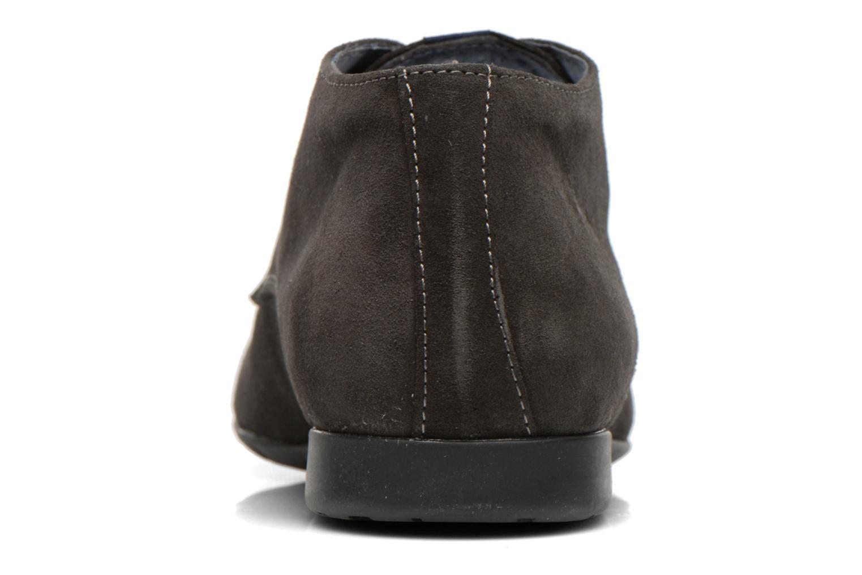 Chaussures à lacets Marvin&Co Nathanael Gris vue droite