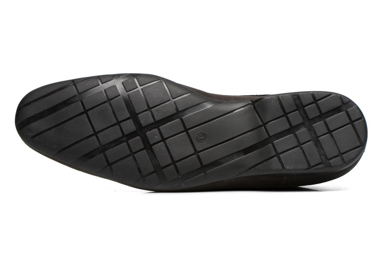 Chaussures à lacets Marvin&Co Nathanael Gris vue haut