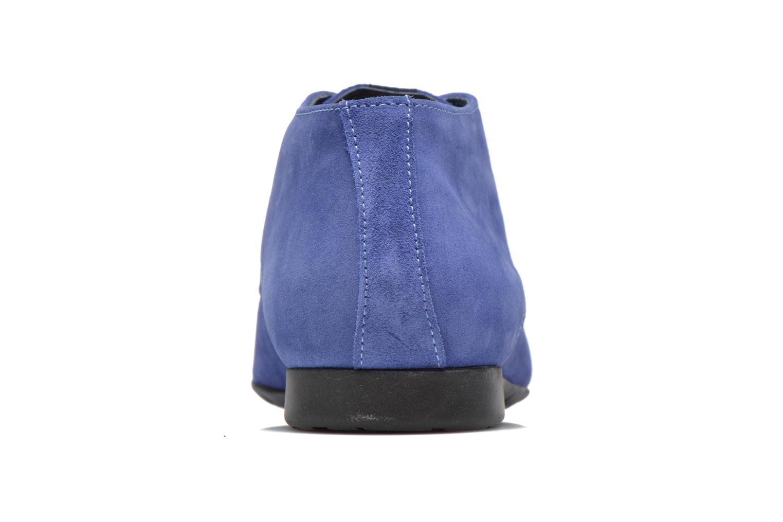 Chaussures à lacets Marvin&Co Nathanael Bleu vue droite