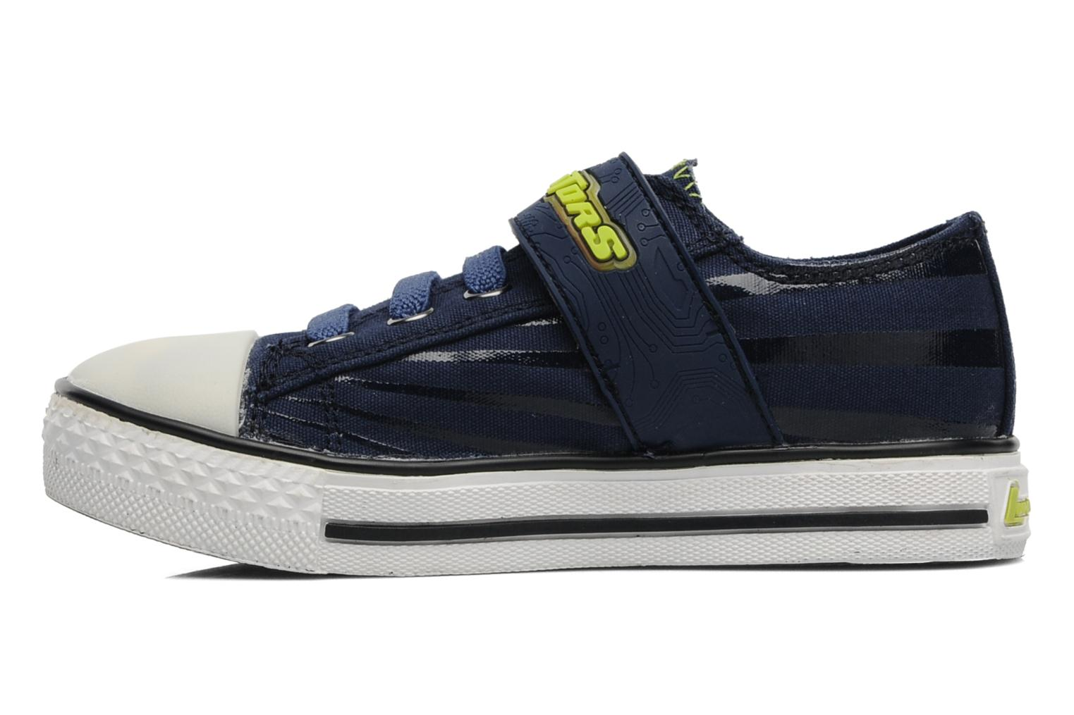 Baskets Skechers Stoked-Roswell - 90428N Bleu vue face