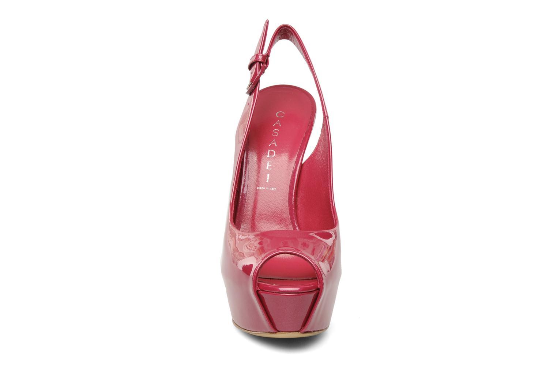 Sandalen Casadei Flaminia Roze model