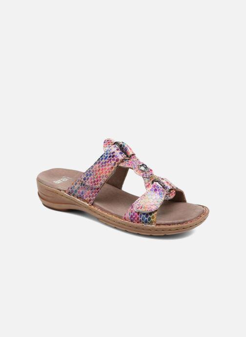 Clogs og træsko Ara Hawai Multi detaljeret billede af skoene