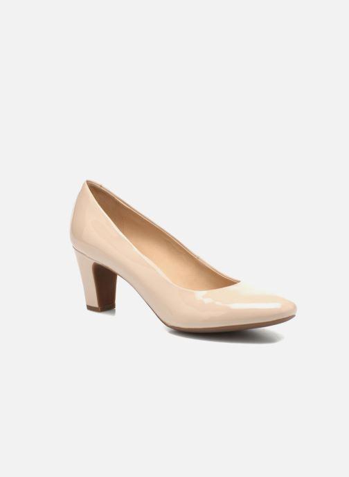 Geox D MARIELE MID B D32T7B (Beige) High heels chez