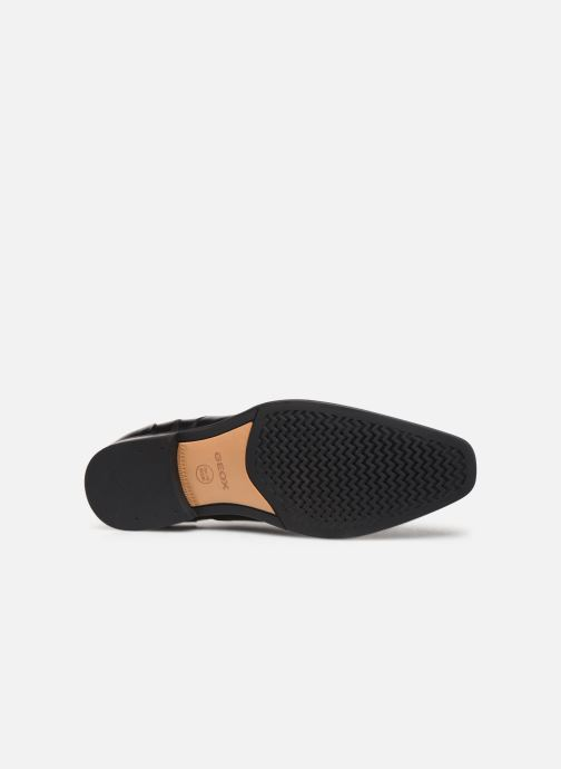 Zapatos con cordones Geox U NEW LIFE C Negro vista de arriba