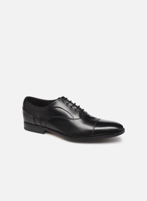 Zapatos con cordones Geox U NEW LIFE C Negro vista de detalle / par