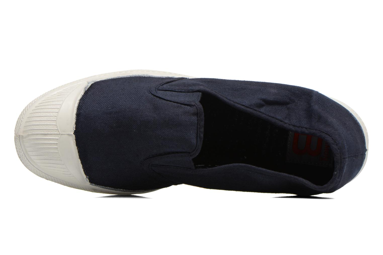 Sneakers Bensimon Tennis Tommy F Blauw links
