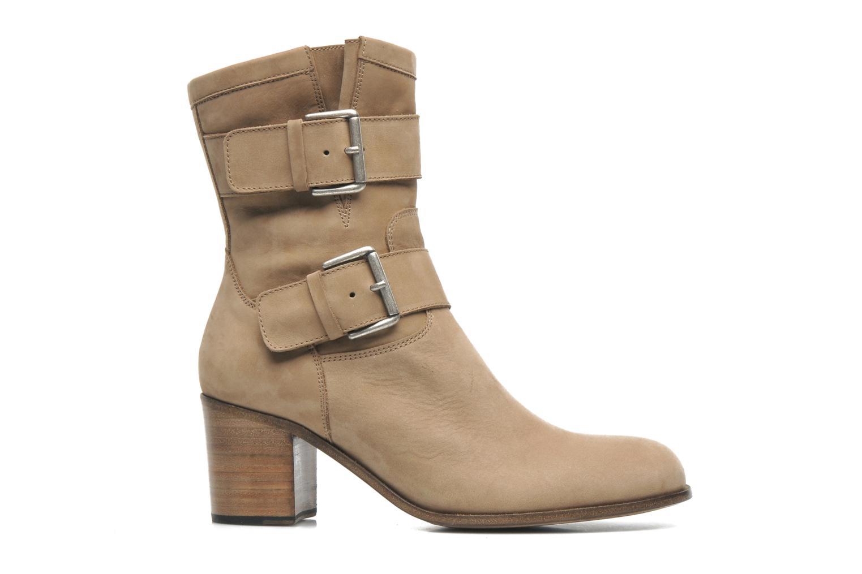 Bottines et boots Free Lance Azev 7 mini strap Marron vue derrière