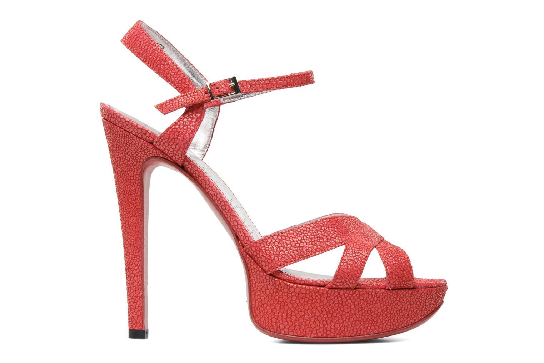 Sandales et nu-pieds Free Lance Emely 7 sandal Rose vue derrière