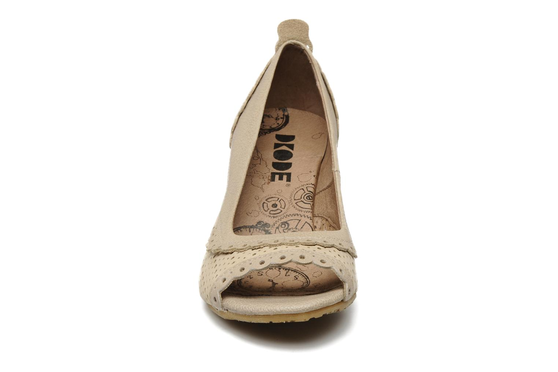 Pumps Dkode Ida Beige bild av skorna på