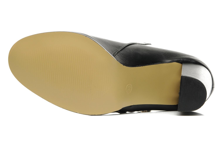 Bottines et boots Eclipse Bottine Eleonore Noir vue haut