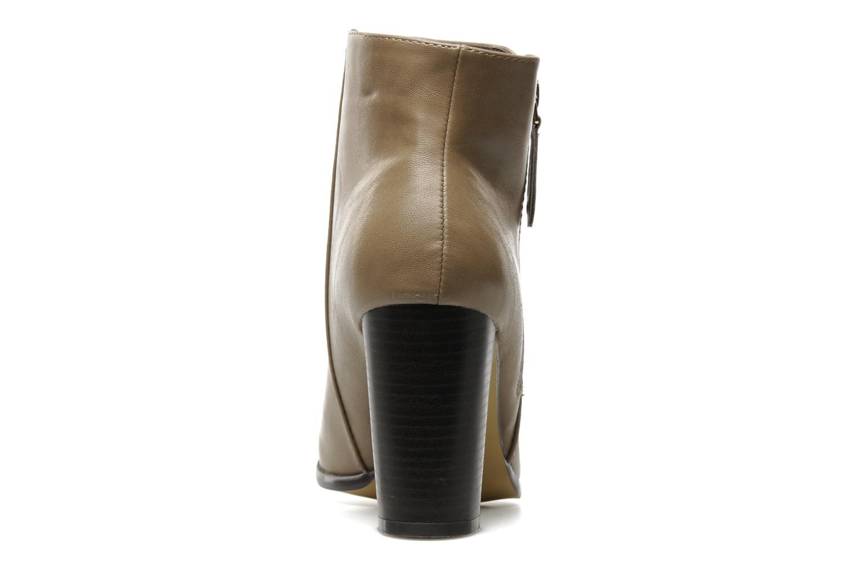 Bottines et boots Eclipse Bottine Eleonore Beige vue droite