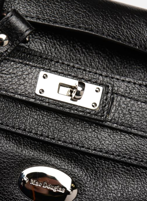 Handbags Mac Douglas Pyla BUNI S Black view from the left