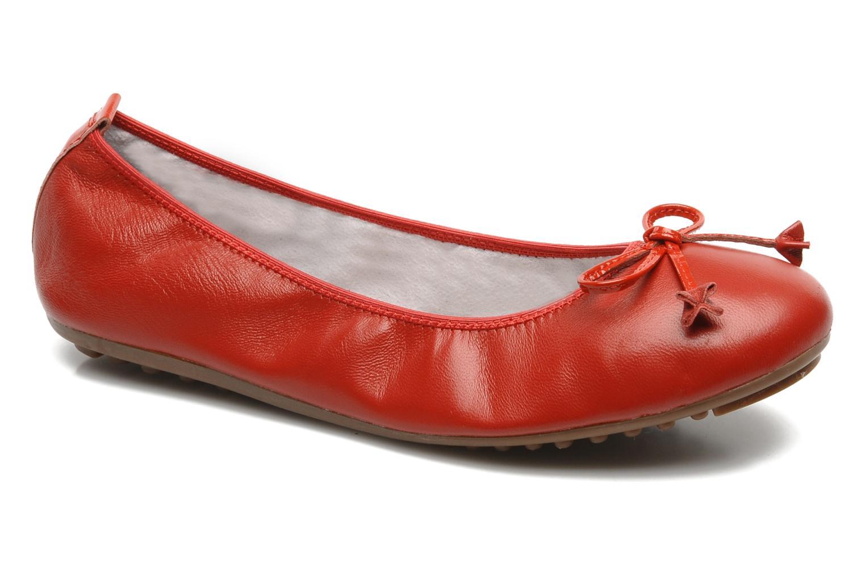 b416fda5343 Mac Douglas BALLERINE Eliane (Rouge) - Ballerines chez Sarenza (132590)