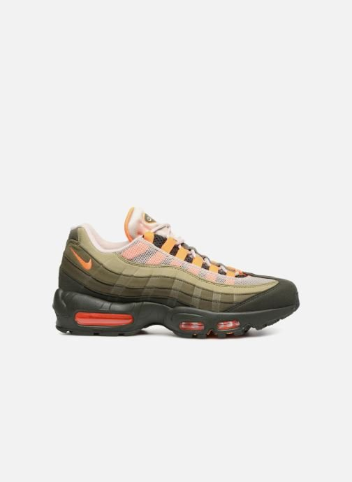 air max 95 orange fluo