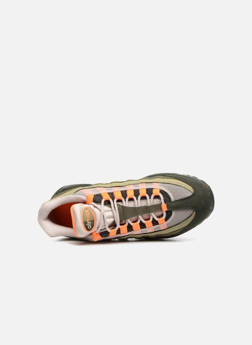promo code f3f95 98441 Baskets Nike Nike Air Max 95 Og Vert vue gauche