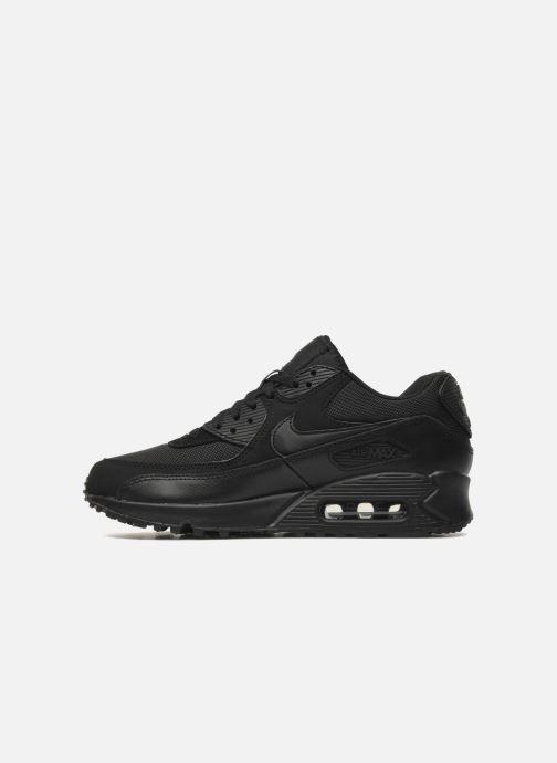 Sneaker Nike Nike Air Max 90 Essential schwarz ansicht von vorne