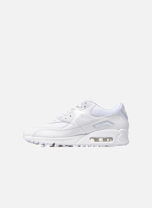 Sneaker Nike Nike Air Max 90 Essential weiß ansicht von vorne