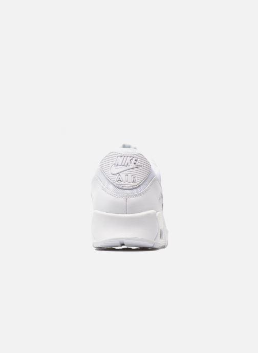 Baskets Nike Nike Air Max 90 Essential Blanc vue droite