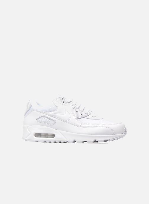 Baskets Nike Nike Air Max 90 Essential Blanc vue derrière