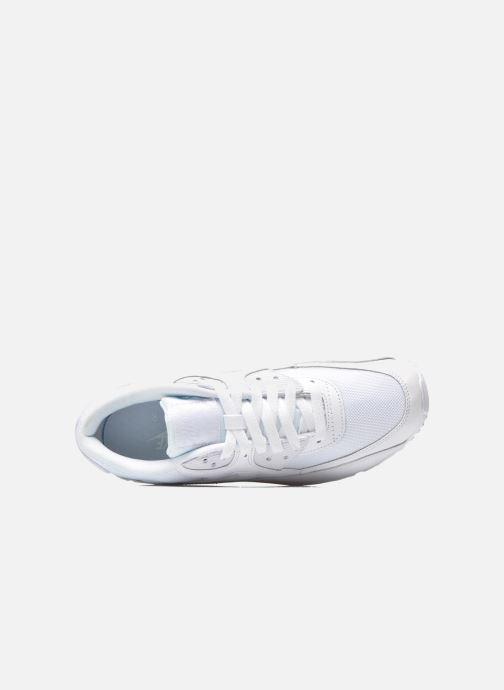 timeless design 4e35b 8594b Baskets Nike Nike Air Max 90 Essential Blanc vue gauche