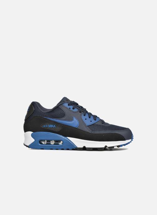 premium selection de340 762cf Baskets Nike Nike Air Max 90 Essential Bleu vue derrière