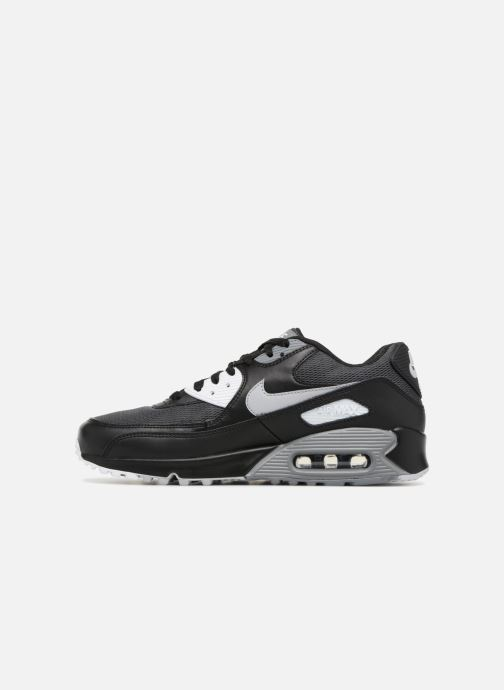 new style bf02a 798ed Baskets Nike Nike Air Max 90 Essential Noir vue face