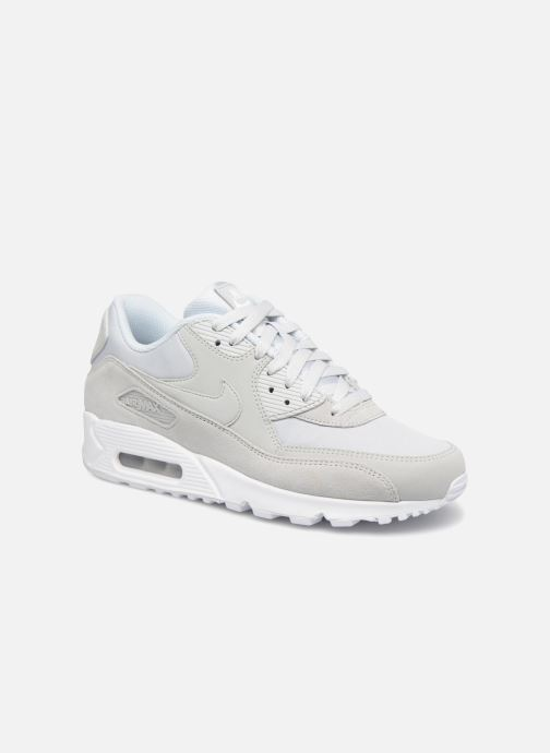 new style e58be ee624 Baskets Nike Nike Air Max 90 Essential Gris vue détail paire
